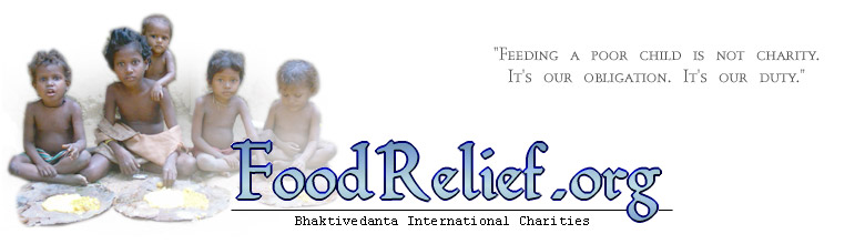 BHAKTIVEDANTA INTERNATIONAL CHARITIES INC